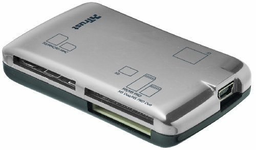 Trust All-in-1 Card Reader 16724
