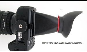 LCD ViewFinder for Canon EOS 500D,550D,600D,650D (T3i T4i),60D DSLR Cameras