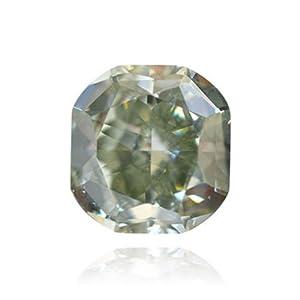 Color Cushion Natural Loose Diamonds 3.08cts Carat GIA Certificate VS2