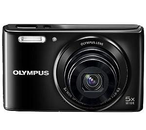 OLYMPUS Stylus D-765 - schwarz - digitaler Fotoapparat
