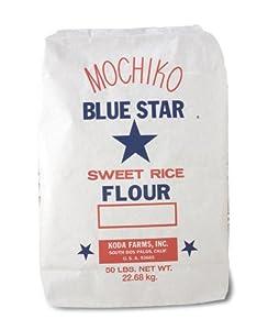 Amazon.com : Koda Farms Mochiko Sweet Rice Flour, Blue