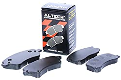 ALTECH Hi-Performance Rear Brake Pads For Hyundai i20 - Diesel (2008 To 2013 Model)