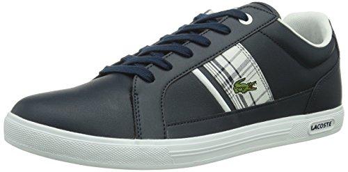Lacoste - Sneaker EUROPA BHH SPM, Uomo, Blu (Blau (DB4)), 40 (6.5 uk)