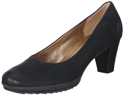 Gabor Shoes Gabor 75.230.16, Damen Pumps, Blau (ocean), EU 35 (UK 2.5) (US 5)