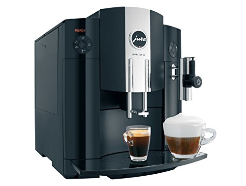 Jura Impressa C9 (13452) Piano Black Espresso And Cappuccino Machine back-328698