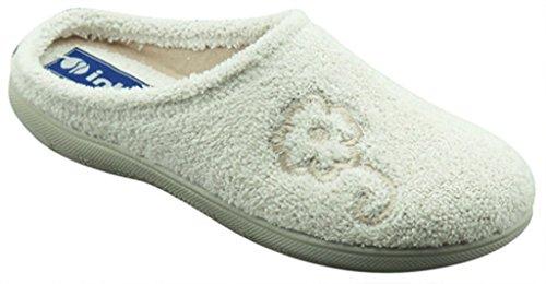 Inblu pantofole ciabatte invernali da donna art. BS-25 GHIACCIO NUOVO (40)