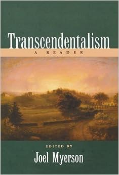 Transcendentalism Nature