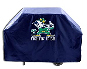 Buy NCAA Notre Dame Fighting Irish 72 Grill Cover by Covers HBS