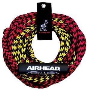 Image of KWIK TEK AIRHEAD 2 RIDER 2 SECTION TUBE TOW ROPE (B000N9RJU2)