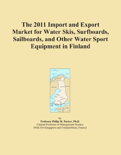 The 2011 Import and Export Market for Water Skis, Surfboards, Sailboards, and Other Water Sport Equipment in Finland