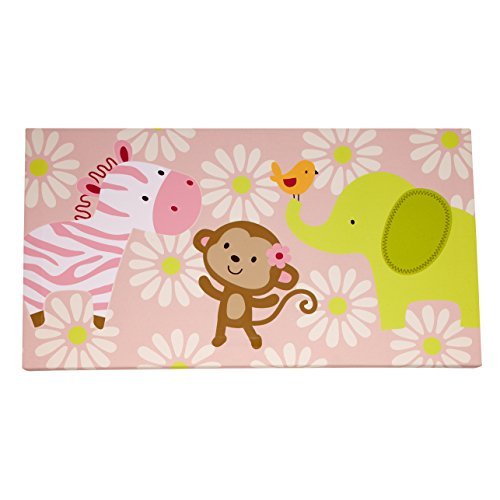 Carter's Jungle Collection Canvas Wall Art