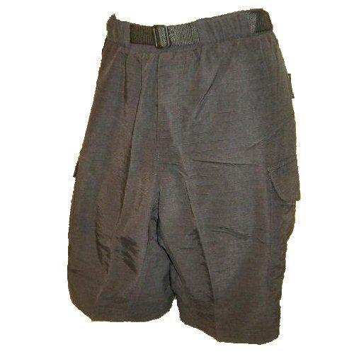 Liquicell® Canyon Baggy ATB Men's Large Black Cycling Shorts