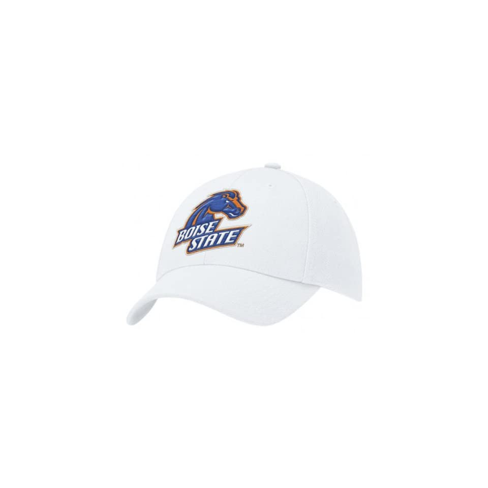 24f8a456f887e Boise State Broncos Nike Swoosh Flex Hat on PopScreen