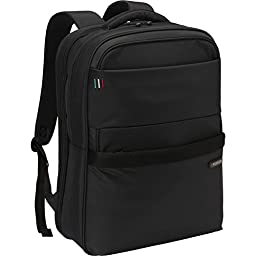 Roncato Venice Backpack Tablet/Laptop (One size, Black)