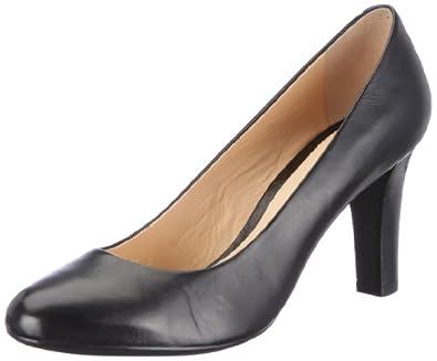 (超值)Geox 健乐士会呼吸的皮鞋女士真皮高跟鞋Women's Marian 24 Pump 51.52