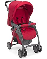 Chicco Poussette Simplicity Rouge