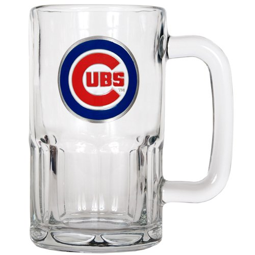 MLB Chicago Cubs 20-Ounce Root Beer Style Mug - Primary Logo at Amazon.com