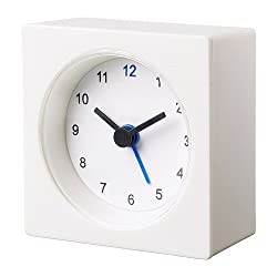 Ikea  Alarm Clock Decorative Battery Operated 3