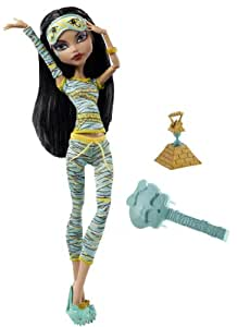 Monster High Dead Tired Cleo De Nile Doll