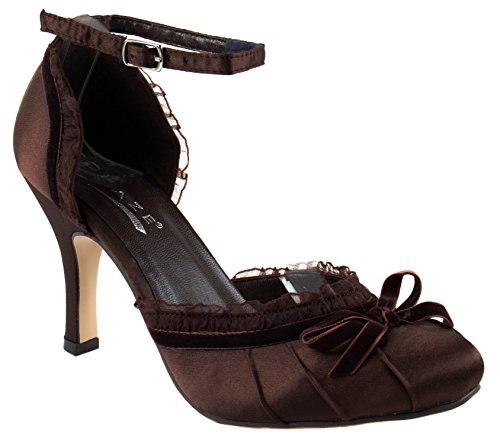 glaze-shoes-womens-broider-4-brown-satin-lace-high-heel-pumps-with-buckle-closure-at-ankle-length-6-