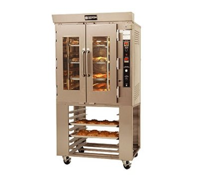 Doyon Ja8 Full Size Electric Convection Oven - 208V/3Ph, Each