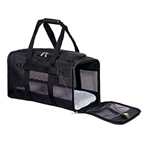 Sherpa Original Classic Deluxe small pet carrier from Sherpa