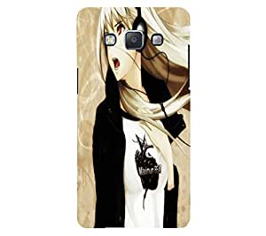 perfect print Back cover for Samsung Galaxy A5