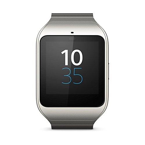 Original Sony Smart Watch 3 / SmartWatch 3 - SWR50 - Silver...