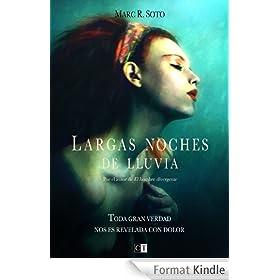 Largas noches de lluvia (Spanish Edition)