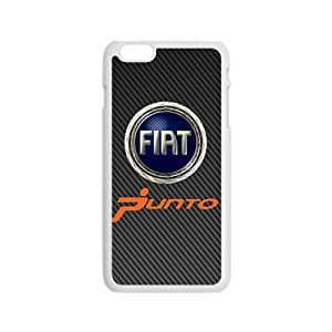 Amazon.com: Hope-Store Fiat sign fashion cell phone case for iPhone 6