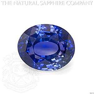 Natural Untreated Blue Sapphire, 9.71ct. (B5674)