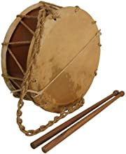 EMS Tabor Drum 9quot with Sticks Package Of 2