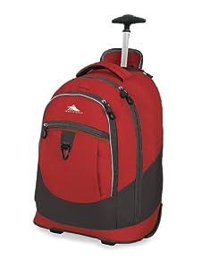 High Sierra Chaser Wheeled Book Bag by High Sierra