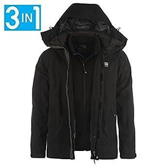 Karrimor 3 in 1 Jacket Mens[Extra Sml,Black]
