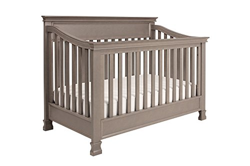 Million Dollar Baby Classic Foothill Convertible Crib With Toddler Rail - Espresso - Nursery Furniture - Nursery Beds - Non-Toxic, Lead And Phthalate Safe Finish - Jpma Certified, Meets Cpsc And Astm International Safety Standards front-868734