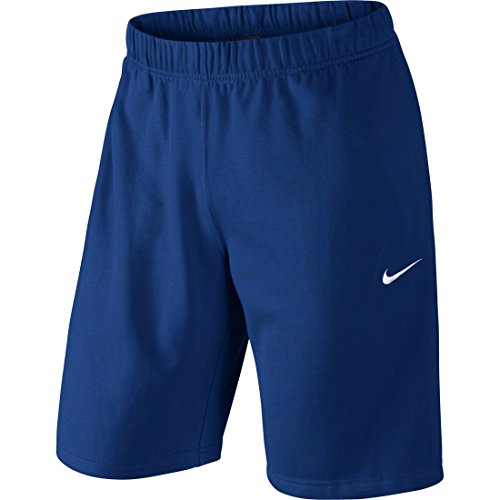 Nike Crusader Pantaloni Corti, Deep Royal Blue/White, XL
