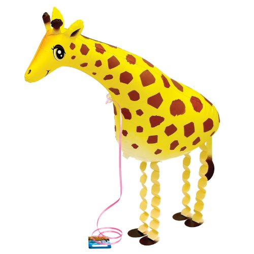 My Own Pet Balloons Giraffe Jungle Animal