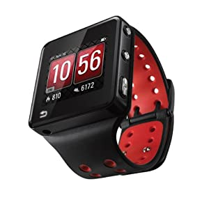 Motorola MOTOACTV 8GB GPS Sports Watch and MP3 Player - Retail Packaging