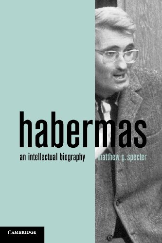 Habermas: An Intellectual Biography