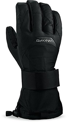 Dakine Nova Wristguard Snowboard Gloves - Black