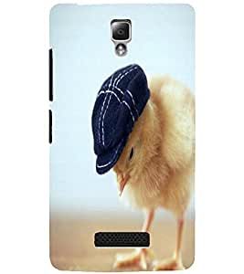 LENOVO A2010 CUTE BIRD Back Cover by PRINTSWAG