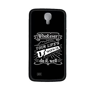 Vibhar printed case back cover for Samsung Galaxy Mega 6.3 DoItWell
