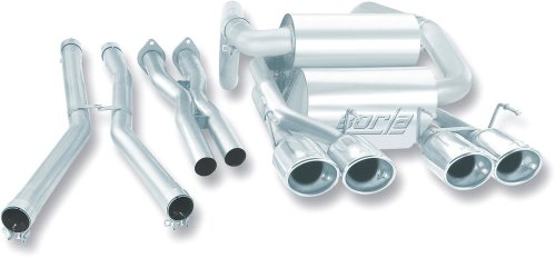 Borla 140132 Corvette Cat-Back System Exhaust