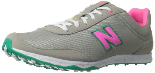 New Balance Women'S Wl792 Running Shoe,Grey/Pink,10 B Us