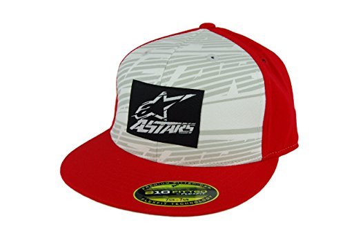 Alpinestars Armstrong Hat - Large/X-Large/Red