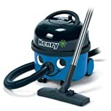 Numatic HVR200-22 Blue Henry Bagged Cylinder Vacuum Cleaner, 1200w