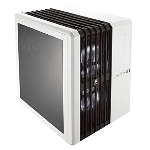 Corsair CC-9011048-WW Carbide Series Air 540 Windowed ATX High Airflow Cube Performance Computer Case with White... Black Friday & Cyber Monday 2014