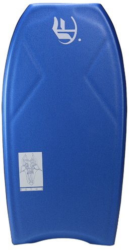 Empire Bodyboards Andre Botha 2X World Champ PP LTD Bodyboard, Blue, 41-Inch