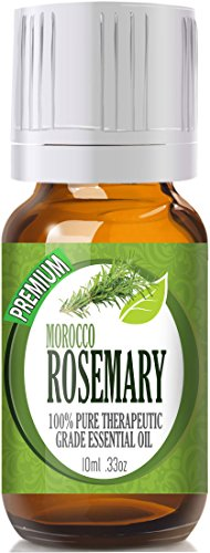 Rosemary - (Premium Morocco) 100% Pure, Best Therapeutic Grade Essent...