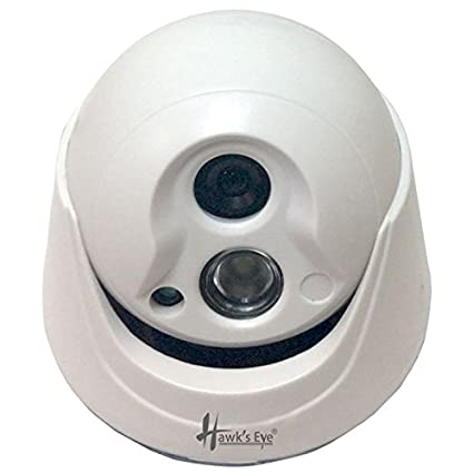 Hawks Eye D20-01-1.3-AHD IR Dome CCTV Camera